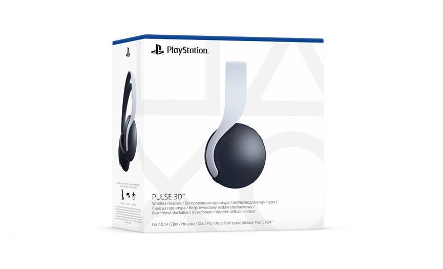 Casque Pulse3D pour PS5 ou acheter meilleur prix
