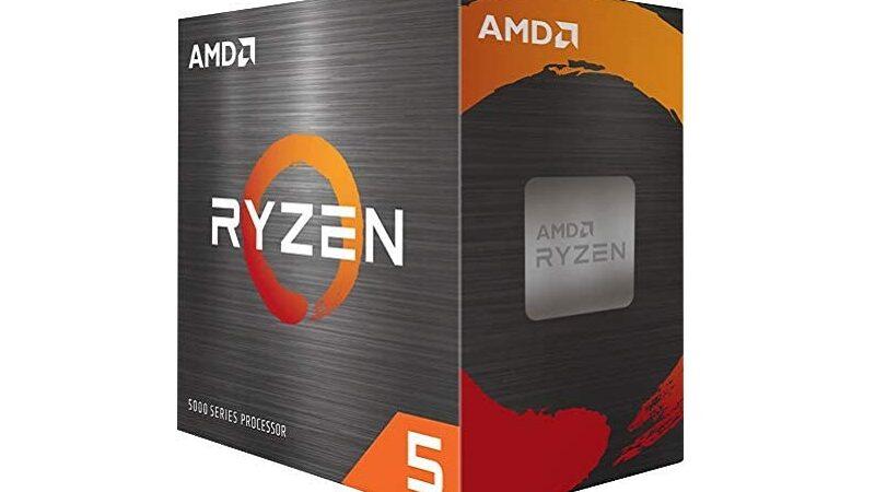 Processeur AMD Ryzen 3 5600X soldes hiver