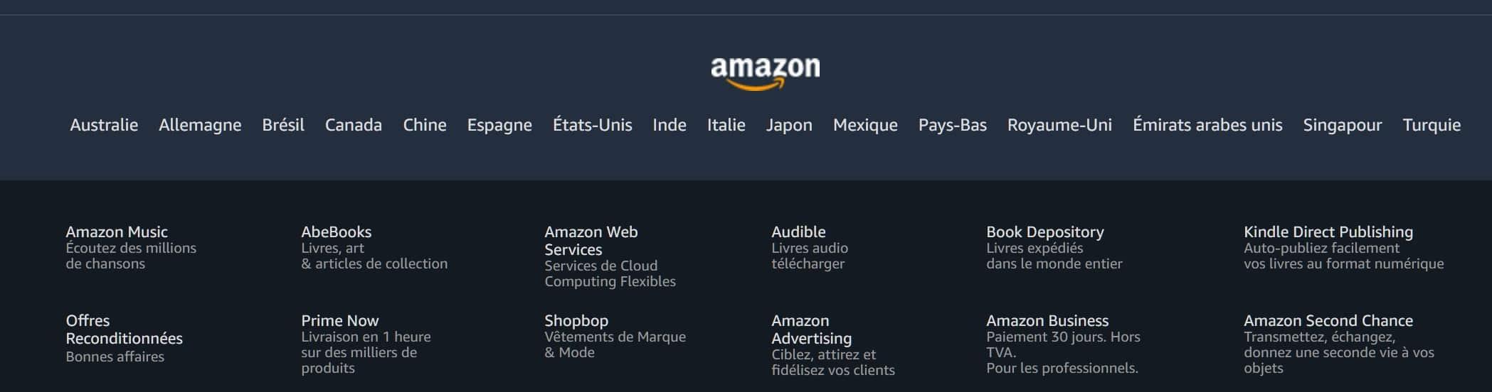 Amazon pays