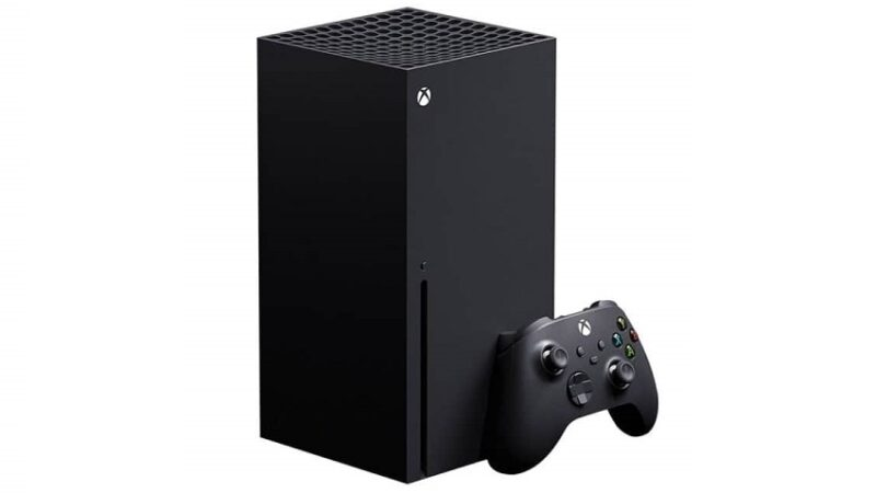 Où acheter xbox series X