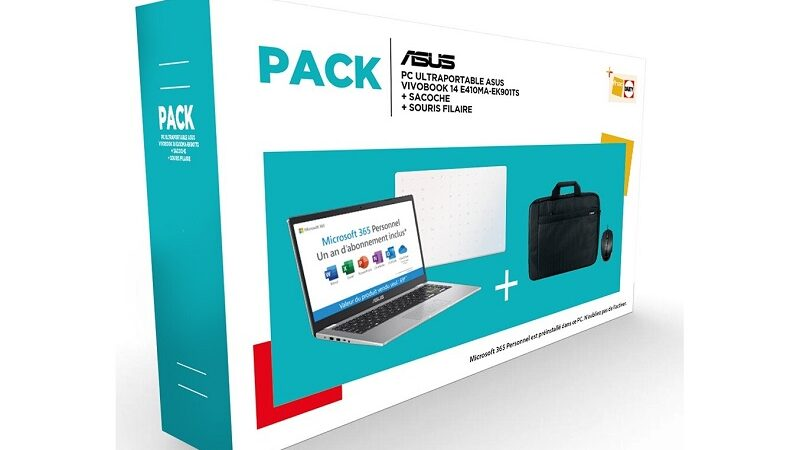 PC portable Asus asus-e410ma-ek019 pas cher