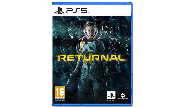 Returnal sur PS5 pas cher