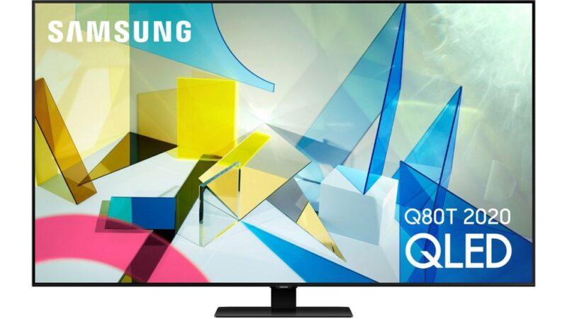 Samsung Q80T PS5 ready