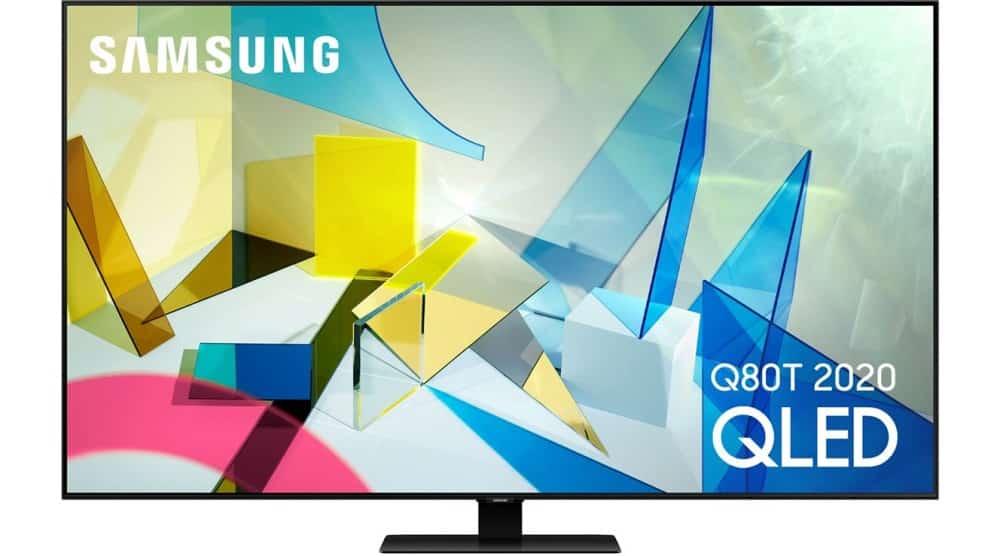 Samsung Q80T : la TV QLED PlayStation 5 et Xbox Series X Ready abordable
