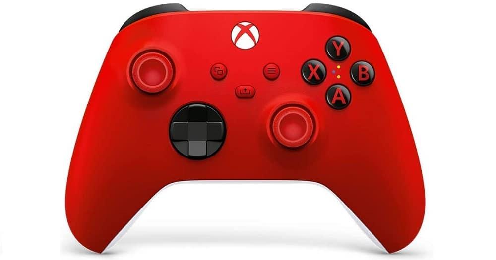 Pulse Red : où acheter la manette Xbox Series X/S au prix le plus bas ?