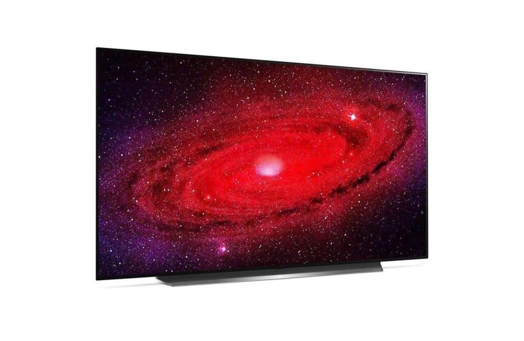 TV OLED 65″ 164 cm LG OLED65CX6 à 1899 € au lieu de 2499 €