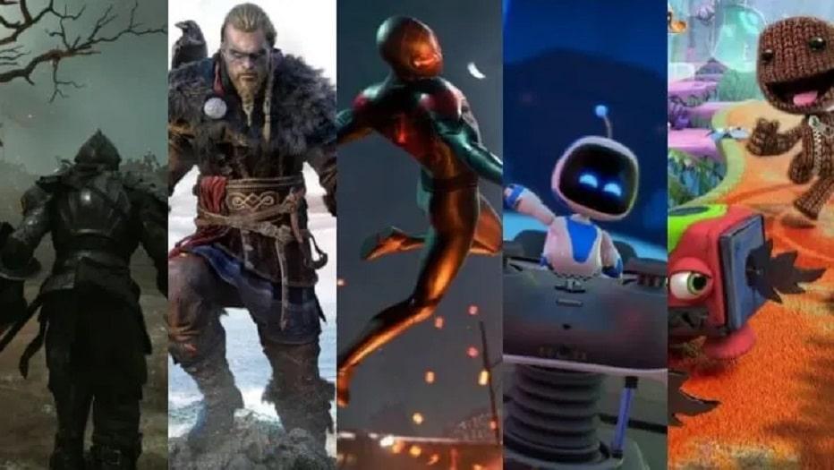 PS5 : quels sont les meilleurs jeux à acheter en 2021