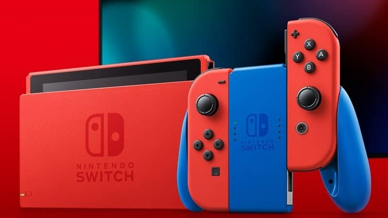 nouvelle nintendo Switch