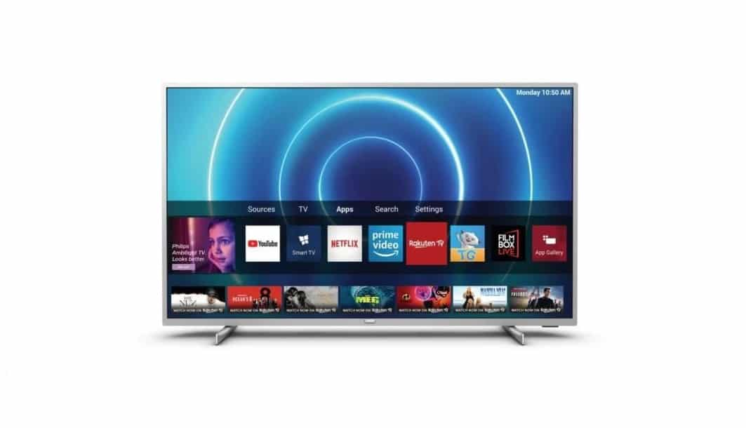 TV LED Philips 50″ avec Dolby Vision & Dolby Atmos à prix imbattable !