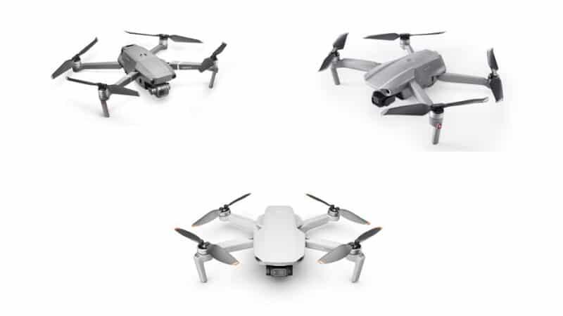 Drones DJI Promo