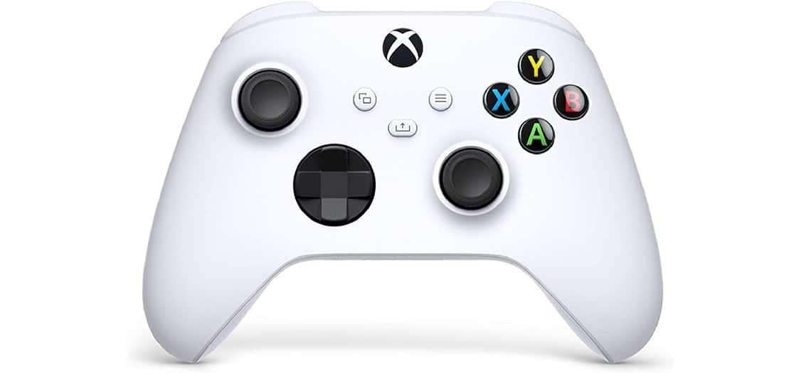 Xbox Series X : la manette Robot White chute à 51 euros