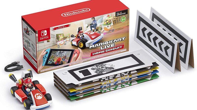 Mario kart live home circuit pas cher