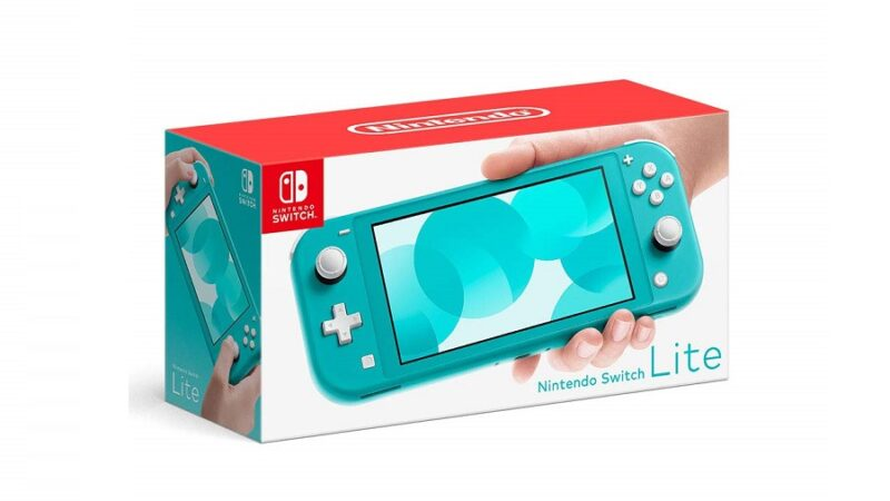Nintendo Switch Lite pas chere