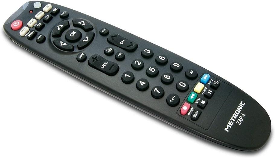 Équipez-vous d'une télécommande universelle pour 5,90 € sur Amazon