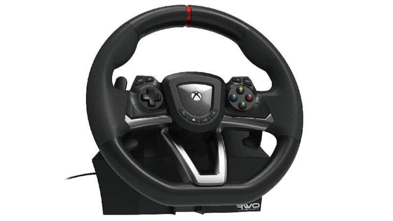 Le volant de course Overdrive pour Xbox Series X/S chute à 74,99 €