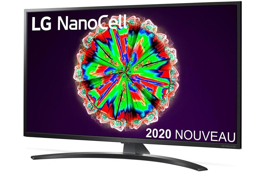 La TV LED LG 43NANO79 est en promo chez Fnac Darty