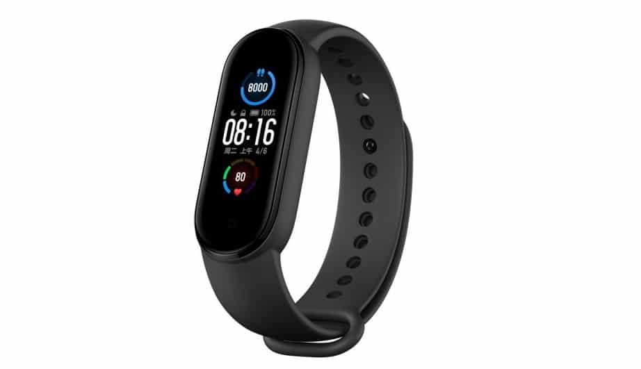 Bracelet-connecte-Xiaomi-Mi-Smart-Band-5-Noir