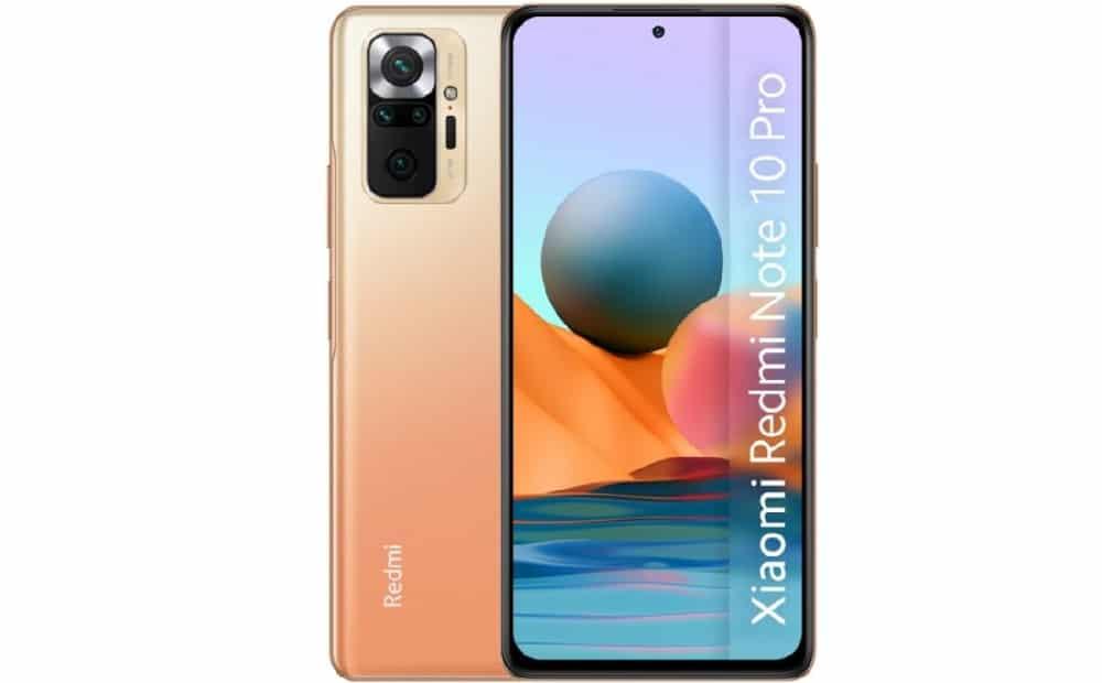 Xiaomi redmi note 10 Pro pas cher
