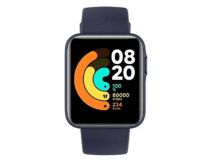 Mi Watch Lite : la montre connectée Xiaomi est à petit prix sur Amazon